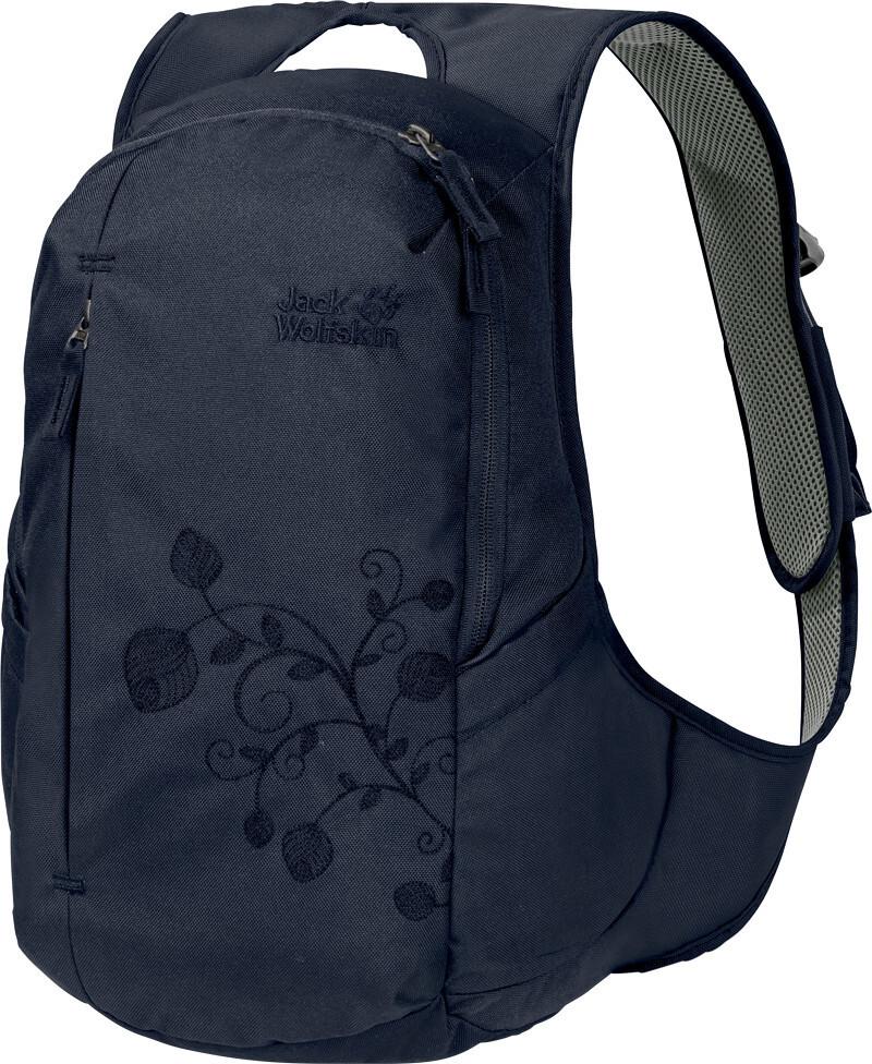 jack wolfskin ancona backpack damen midnight blue. Black Bedroom Furniture Sets. Home Design Ideas